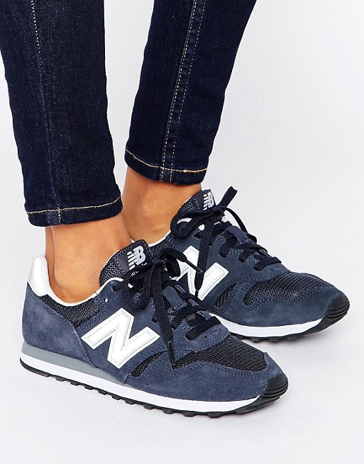 new balance 373 homme blanche