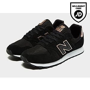 new balance 373 femme baskets mode noir