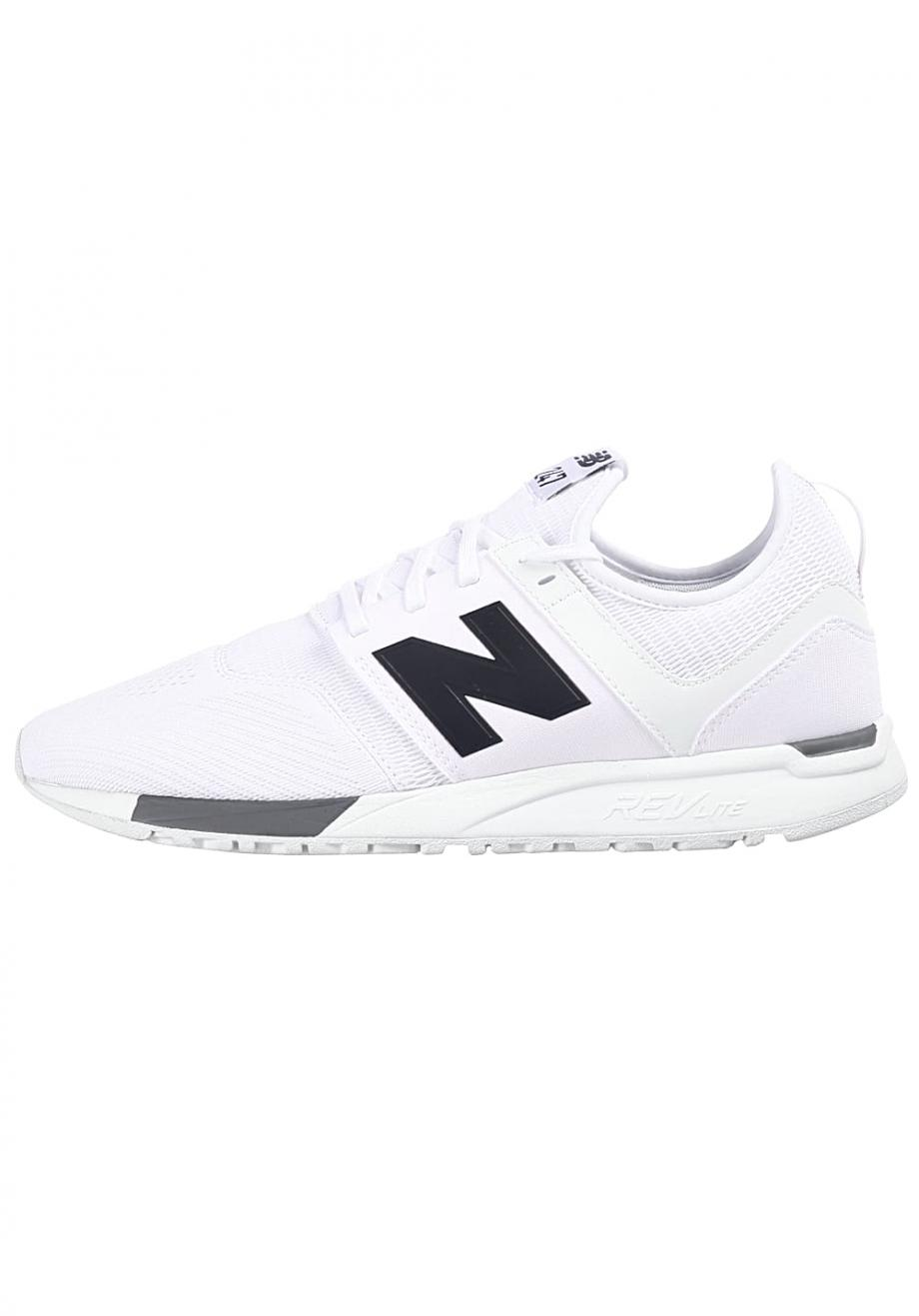 new balance 247 classic homme blanc