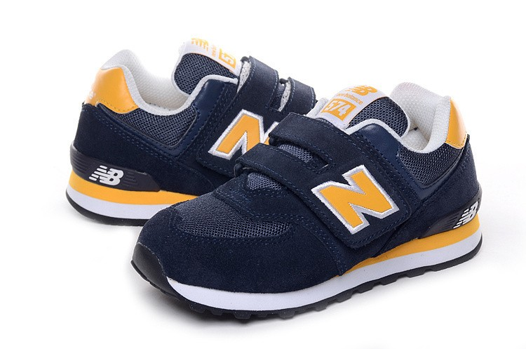 basket new balance enfant 25