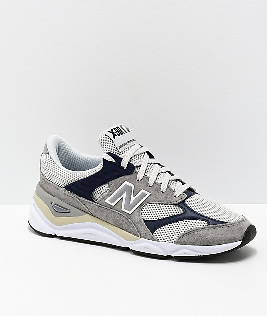 new balance x90 homme blanche