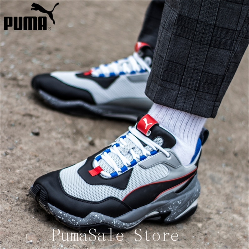 puma thunder electric